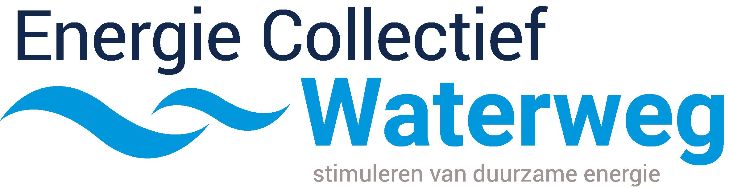 Logo Energie Collectief Waterweg