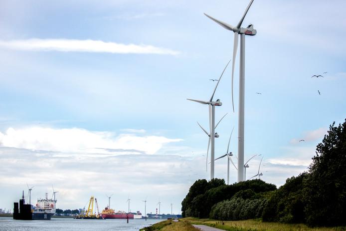 Energie Collectief Waterweg in het AD